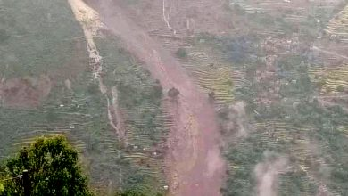 Photo of पहिरोले घर बगाउँदा हुम्लामा एकै घरका ६ बेपत्ता