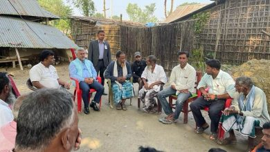 Photo of सुनसरी घटनाको अनुगमनमा मुस्लिम आयोगका अध्यक्ष इनरुवामा
