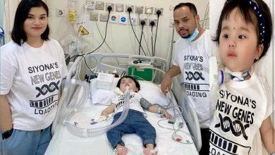 Photo of बालिकाको उपचारका लागि उठ्यो १९ करोड ४० लाख रुपैयाँ